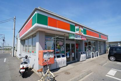 サンクス飯山満店の画像1