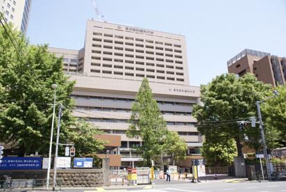 東京医科歯科大学付属病院の画像1