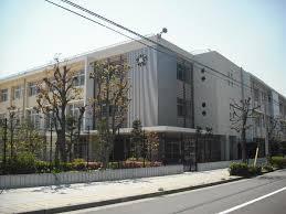 西宮市立津門小学校の画像
