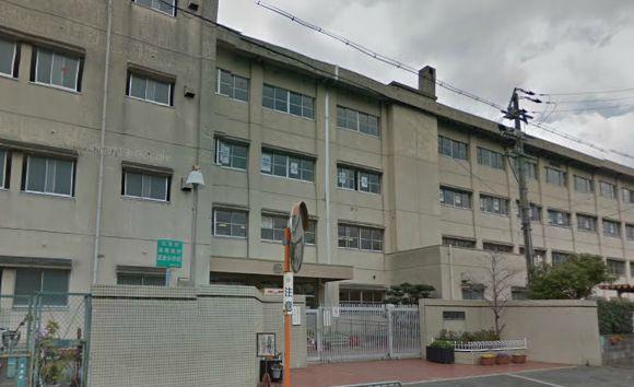 西宮市立深津小学校の画像