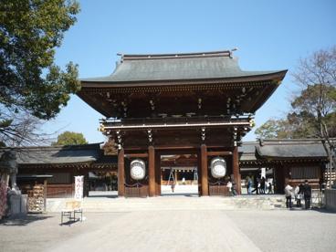 寒川神社の画像1