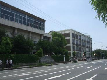 県立尼崎稲園高校の画像1