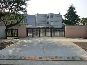調布中学校の画像1