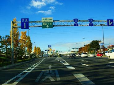 前橋IC(関越自動車道)の画像1