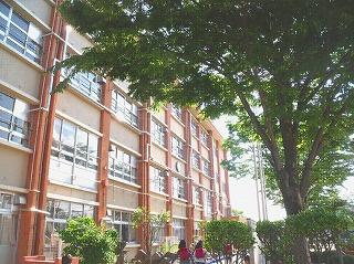 前橋市立 東小学校の画像1