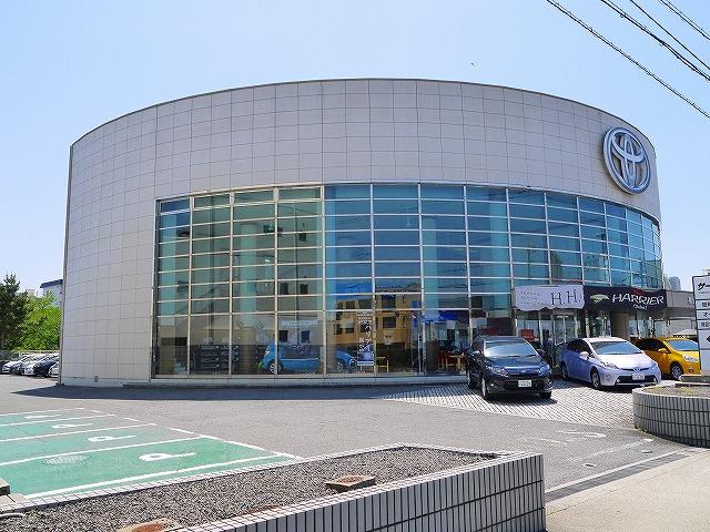 奈良トヨペット 新大宮店の画像