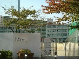 西宮市立鳴尾南中学校の画像