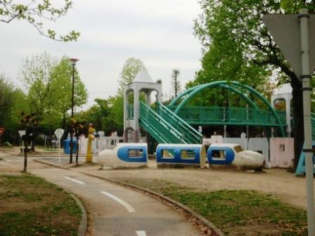 西宮交通公園の画像