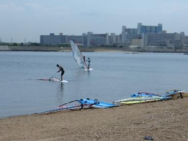 兵庫県立甲子園浜海浜公園の画像5