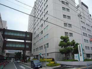 兵庫医科大学病院の画像