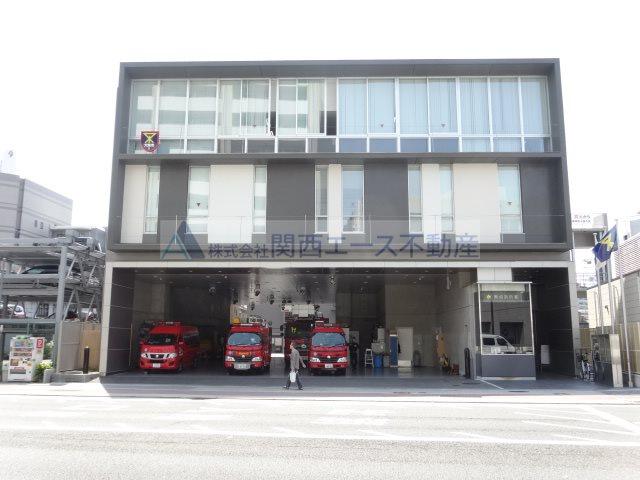 東成消防署の画像