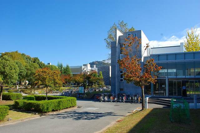 奈良教育大学キャンパスの画像