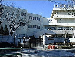 調布市立 多摩川小学校の画像1