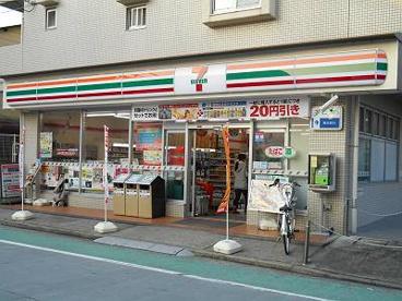 セブンイレブン横浜六角橋店の画像1
