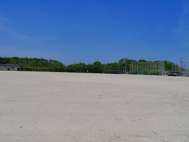 奈良市緑ヶ丘球場の画像