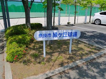 奈良市緑ヶ丘球場の画像5