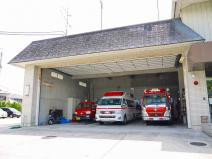 奈良市中央消防署 佐保分署