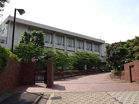 県立城郷高校の画像1