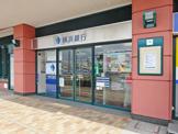 横浜銀行新子安店