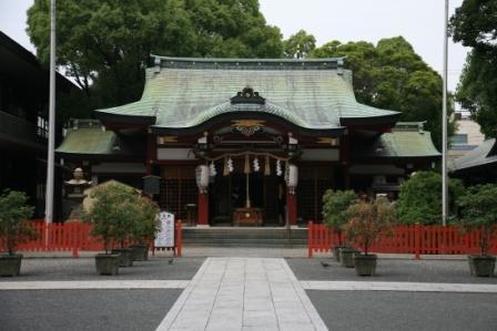開口神社の画像