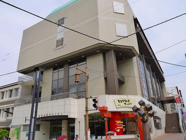 奈良市観光センターの画像