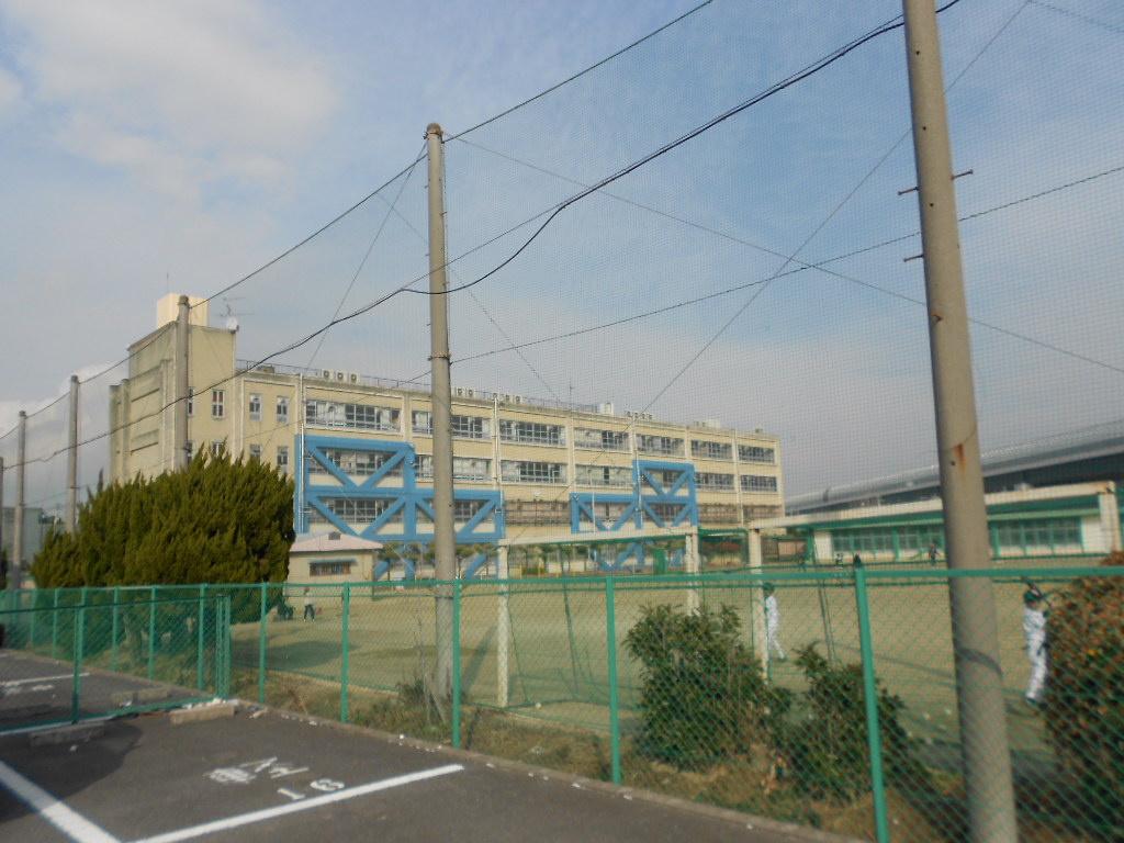 門真市立 沖小学校の画像