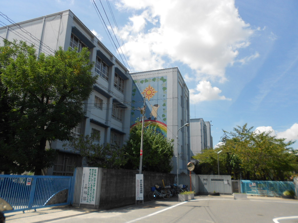 門真市立 砂子小学校の画像