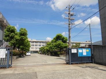 大阪府立門真西高等学校の画像1