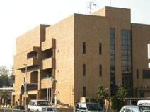 生駒市立図書会館