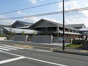 篠山市立篠山中学校の画像1