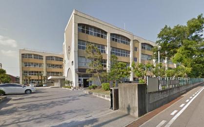 宇都宮市立若松原中学校の画像1