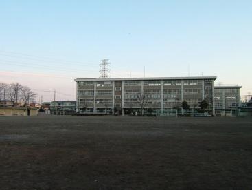 宇都宮市立鬼怒中学校の画像1