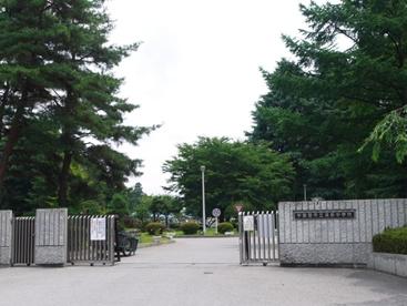 宇都宮市立清原中学校の画像1