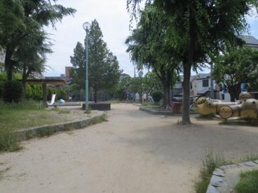 佐井寺東公園の画像1