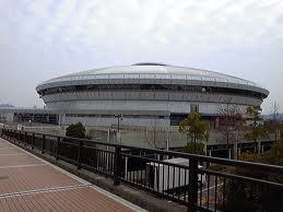神戸総合運動公園グリーンアリーナ神戸体育館の画像1