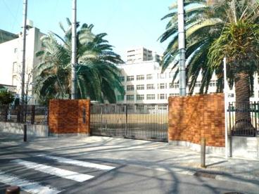 花乃井中学校の画像1