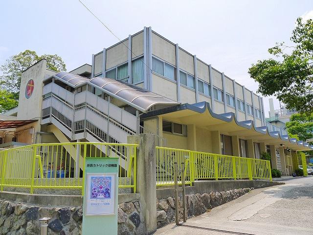 奈良カトリック幼稚園の画像