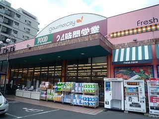 グルメシティ木川東の画像1