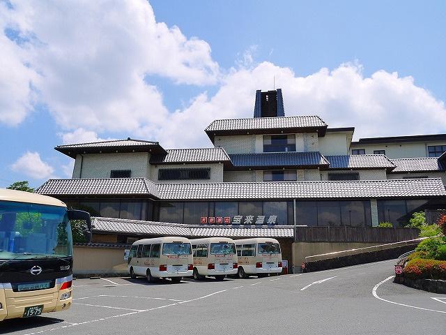 奈良パークホテルの画像