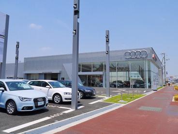 Audi 奈良の画像4