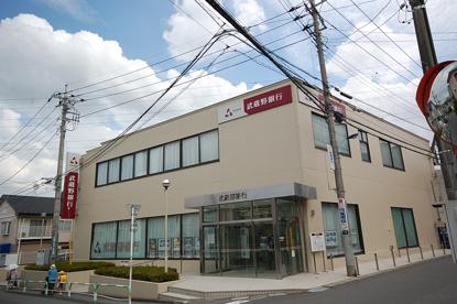 武蔵野銀行和光支店の画像1