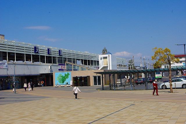 天理駅の画像