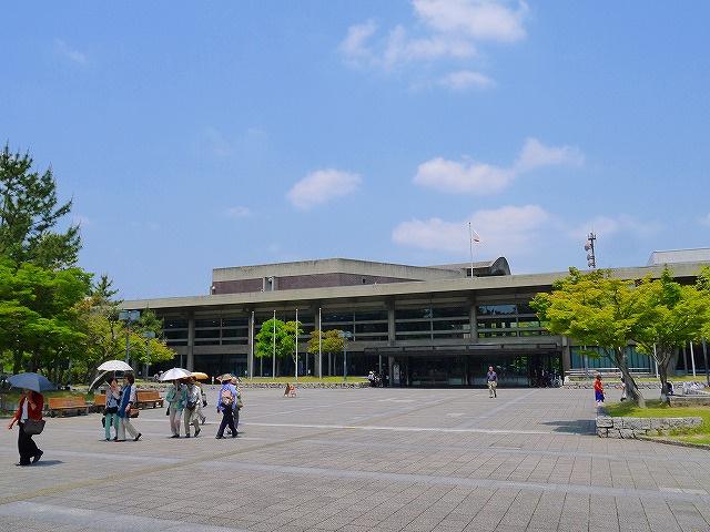 奈良県文化会館の画像