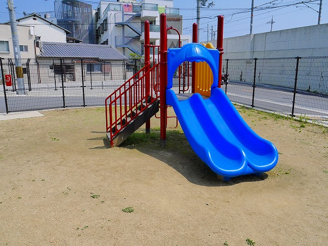 法蓮桜町街区公園の画像