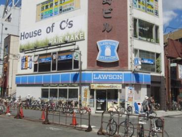 ローソン 塚本駅前の画像1