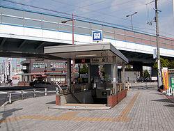 地下鉄御堂筋「北花田」駅の画像1