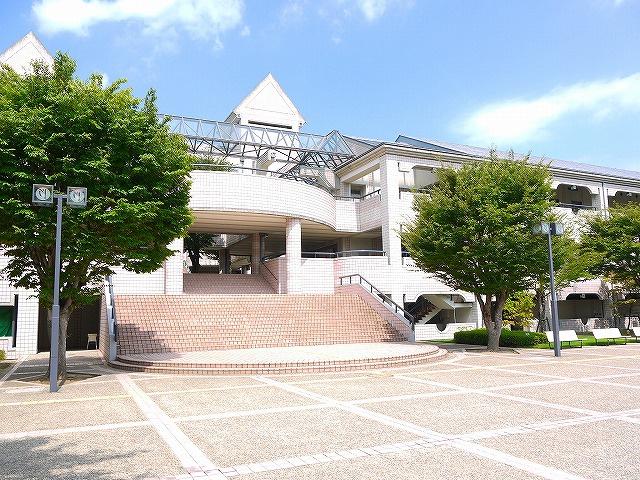 奈良大学キャンパスの画像