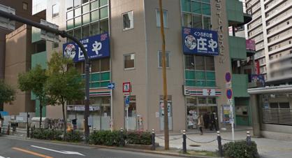 セブンイレブン大阪肥後橋駅前店の画像1