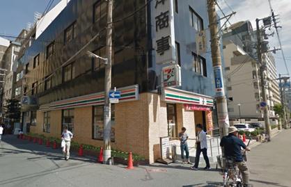 セブンイレブン大阪南堀江1丁目南店の画像1