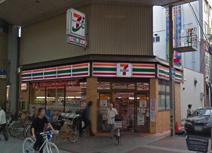 セブンイレブン大阪ナインモール九条店